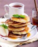 Pancake alla mela