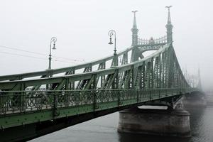 ponte liberty di budapest