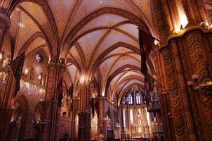 chiesa di mattia, budapest, ungheria