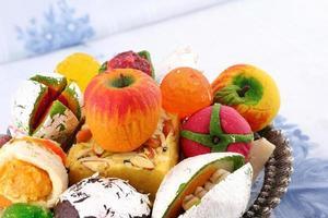 cesto di frutta indiano