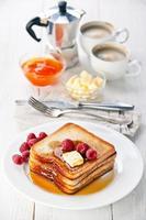 toast francese foto