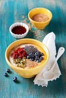 ciotola sana colazione