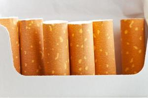 filtri per sigarette foto