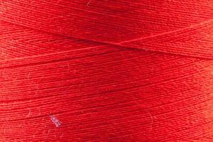 filo di cotone naturale foto