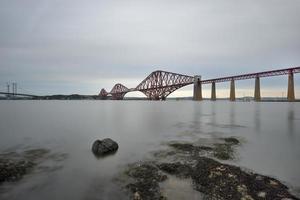 il quarto ponte, edimburgo, scozia foto