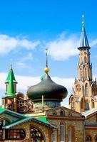 tempio di tutte le religioni a kazan, russia