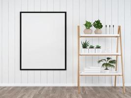 soggiorno 3d rendering sfondo