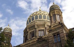 la neue synagoge (nuova sinagoga)