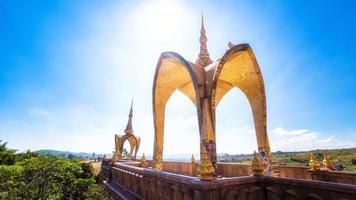 reliquie in un paese thailandese