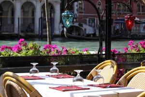 ristorante a venezia