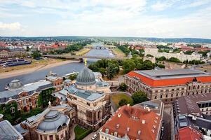Dresda e il ponte