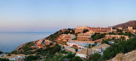 hotel sull'isola di Cefalonia foto