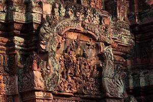tempio banteay srei ad angkor