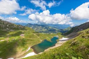 eisee vicino a brienzer rothorn