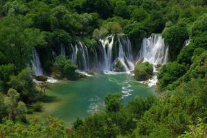 cascata di Kravica