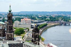 Dresda e l'Elba