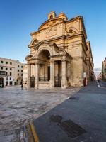 chiesa di santa caterina d'italia e jean vallette pjazza