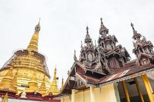 pagoda del Myanmar