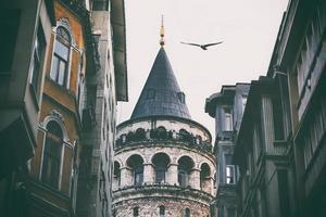 grattacieli beige e grigi