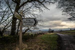 la campagna dell'Inghilterra centrale