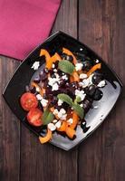insalata di barbabietole con peperone dolce