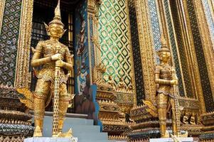 antico palazzo reale della guardia a bangkok, thailandia