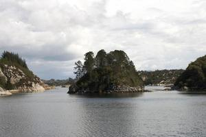 norvegia - isola di erevikeholmen foto