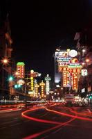 sentieri di Chinatown