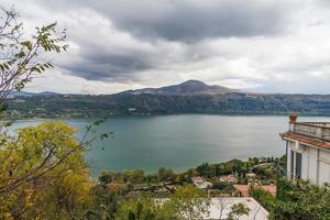 Lago Albano, Castelli Romani, Italia