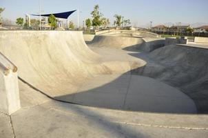 Skate park foto