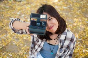 fotografo ragazza