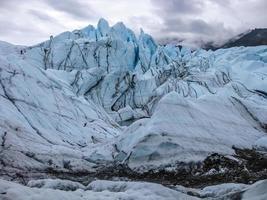 ghiacciaio Matanuska foto