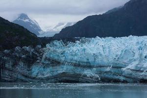 sentiero del ghiacciaio foto