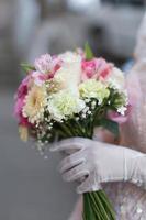bouquet da sposa foto
