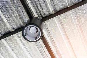 lampada da soffitto foto
