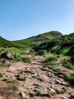 arthurs seat hike in scozia