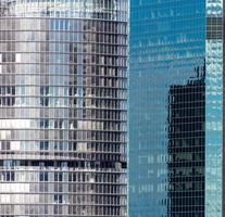 sydney, australia, 20200 - edifici con finestre in vetro