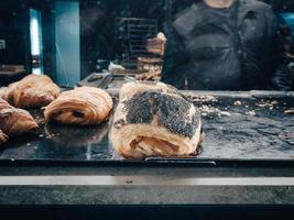 pane con semi di papavero