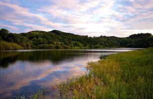 riflessioni sul lago