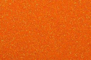 sfondo glitter arancione