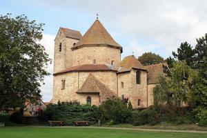 chiesa ottagonale in alsazia