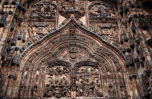 cattedrale di salamanca, spagna