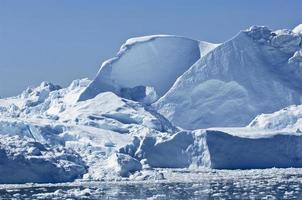 ghiacciaio ilulissat foto