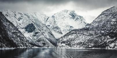 fiordi norvegesi foto