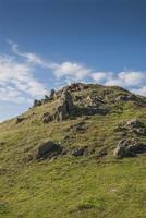 collina rocciosa