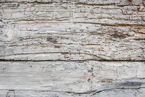sfondo di legno bianco indossato