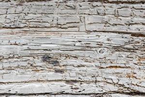 struttura in legno bianco rustico