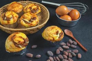 pasticcini da colazione al forno