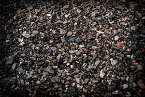 sfondo di pietre rotonde foto