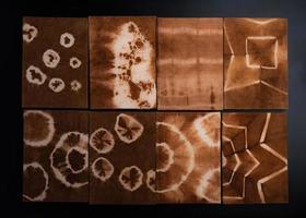 quaderni tinti naturali fatti a mano